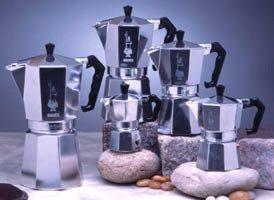 Anciennes cafetière espresso Moka%20Express