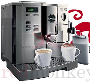 Jura Impressa S95 - S9 Champagne - Jura S9 Platinum Automatic Espresso Machine and Bean Grinder ...