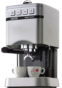 Gaggia Baby Espresso Machines Red Monkey Coffee Uk